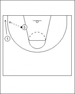 Pass and Move to Space Option