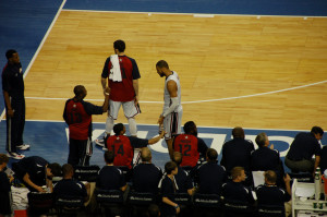 A Team's Bench should be a place of Support and Focus (Source: ctsnow)