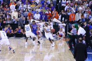 Defending a on-ball screen can be a proactive rather then a reactive situation (Source: JMR_Photography)