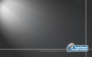 Functional Basketball Coaching Black Wallpaper