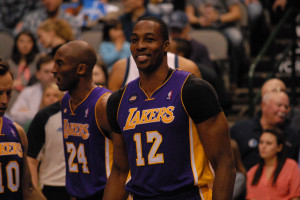 Dwight Howard spoke about the Lakers culture as being part of his reason to move away (Photo Source: scott mecum)