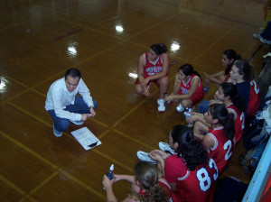 Developing the confidence to talk in front of people is just one of the benefits of basketball coaching (Photo Source: Mister Leung)