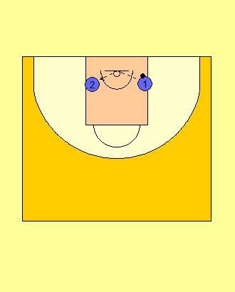 Handball Rebounding Drill