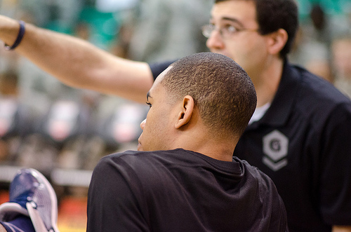 Developing Relationships with Senior Players