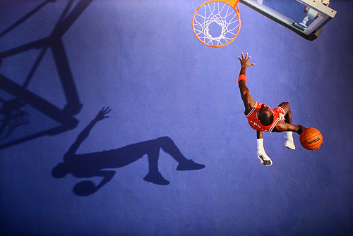 Dunking makes a powerful statement about a player and to their opposition (Photo Source: Cliff)